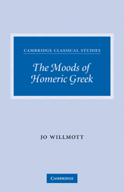 The Moods of Homeric Greek