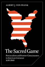 The Sacred Game