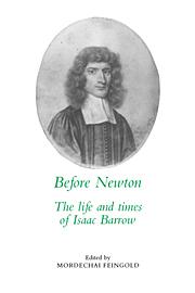 Before Newton