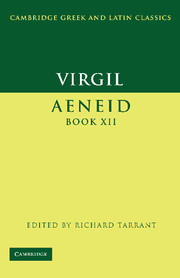 Virgil: Aeneid Book XII