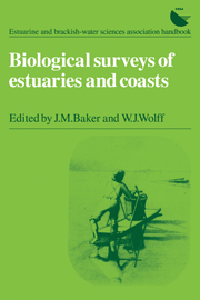 Biological Surveys of Estuaries and Coasts