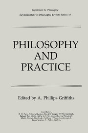 Philosophy and Practice