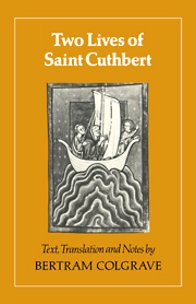 Two Lives of St. Cuthbert