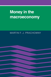 Money in the Macroeconomy
