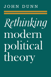 Rethinking Modern Political Theory