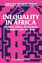 Inequality in Africa