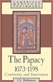 The Papacy, 1073–1198