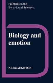 Biology and Emotion