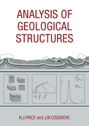 Analysis geological structures structural geology tectonics and analysis geological structures structural geology tectonics and geodynamics cambridge university press fandeluxe Choice Image