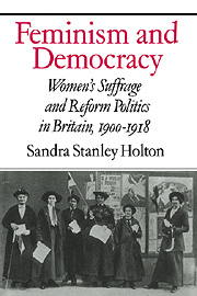 Feminism and Democracy