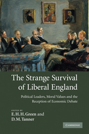 The Strange Survival of Liberal England