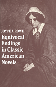 Equivocal Endings in Classic American Novels