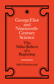 George Eliot and Nineteenth-Century Science