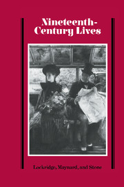 Nineteenth-Century Lives