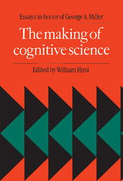 The Making of Cognitive Science