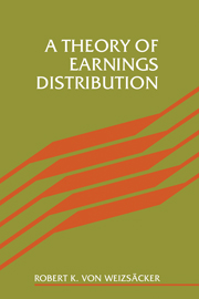 A Theory of Earnings Distribution