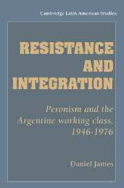 Resistance and Integration