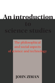 An Introduction to Science Studies