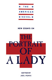 New Essays on 'The Portrait of a Lady'