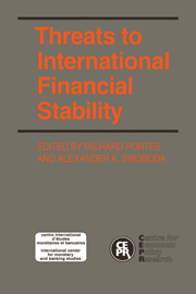 Threats to International Financial Stability