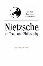 Nietzsche on Truth and Philosophy