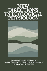 New Directions in Ecological Physiology