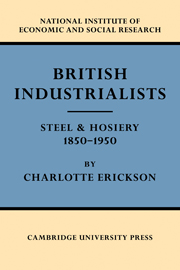 British Industrialists