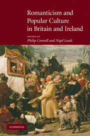 Romanticism and Popular Culture in Britain and Ireland