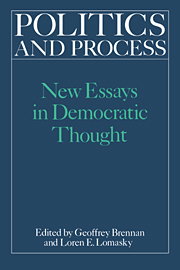 Politics and Process