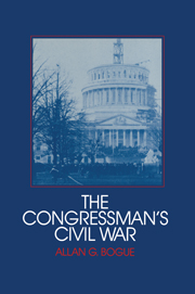 The Congressman's Civil War