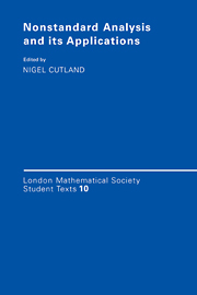 Nonstandard Analysis and its Applications