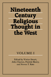 Nineteenth-Century Religious Thought in the West