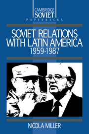 Soviet Relations with Latin America, 1959–1987