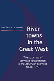 River Towns in the Great West