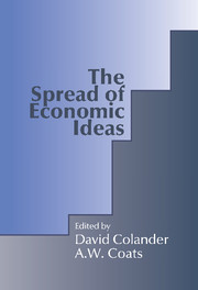 The Spread of Economic Ideas