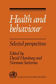 Health and Behaviour