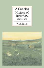 A Concise History of Britain, 1707–1975