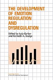 The Development of Emotion Regulation and Dysregulation
