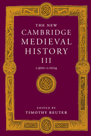 The New Cambridge Medieval History