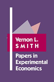 Papers in Experimental Economics