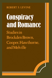 Conspiracy and Romance