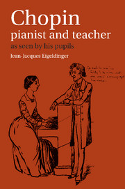 Chopin: Pianist and Teacher