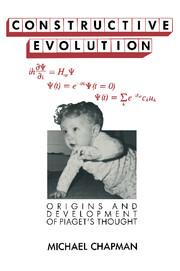 Constructive Evolution