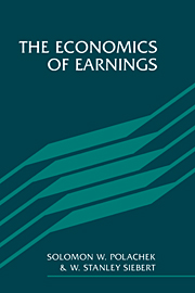 The Economics of Earnings