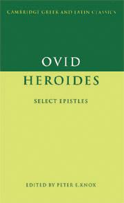 Ovid: Heroides