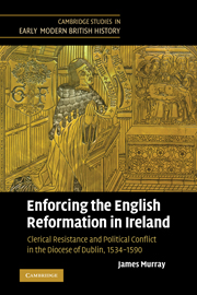 Enforcing the English Reformation in Ireland