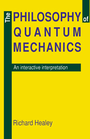 The Philosophy of Quantum Mechanics