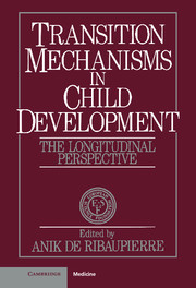 Transition Mechanisms in Child Development