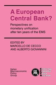 A European Central Bank?