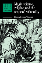 Magic, Science and Religion and the Scope of Rationality